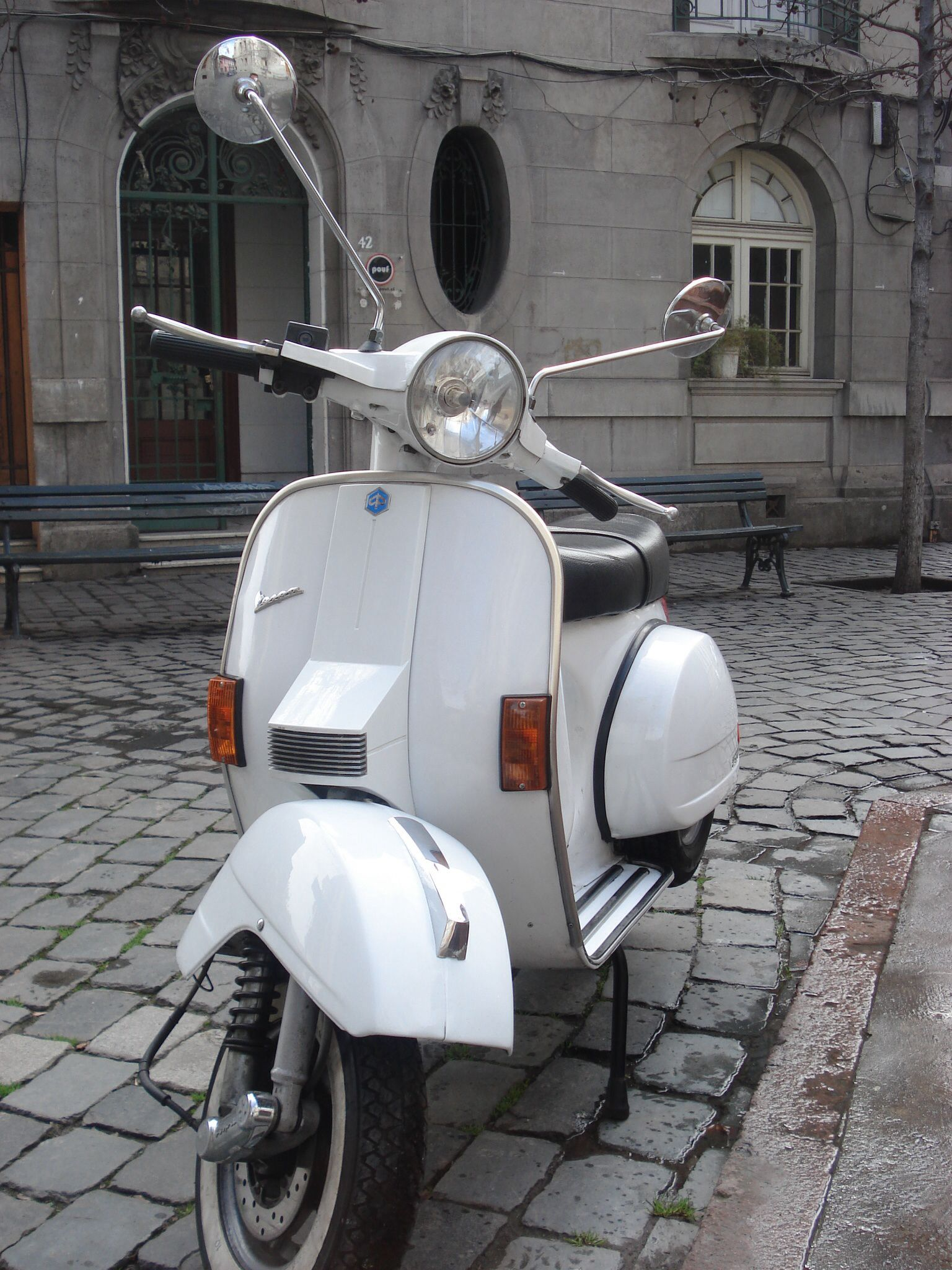vespa px 150 2001 santiago chile vespa lambretta. Black Bedroom Furniture Sets. Home Design Ideas