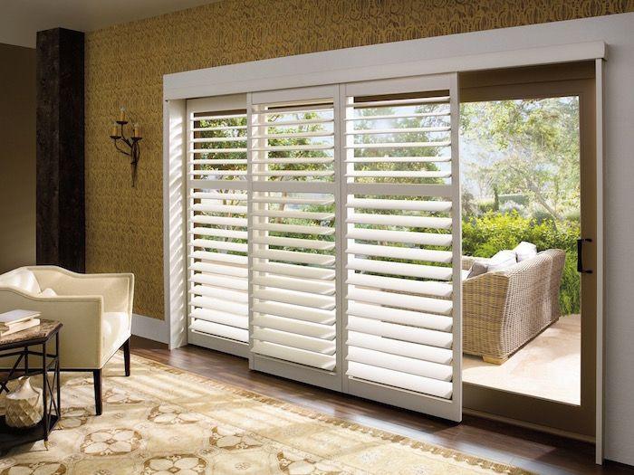 Glass Door Window Treatments Sliding Glass Door Shutters Patio Door Window Treatments Sliding Glass Door Window
