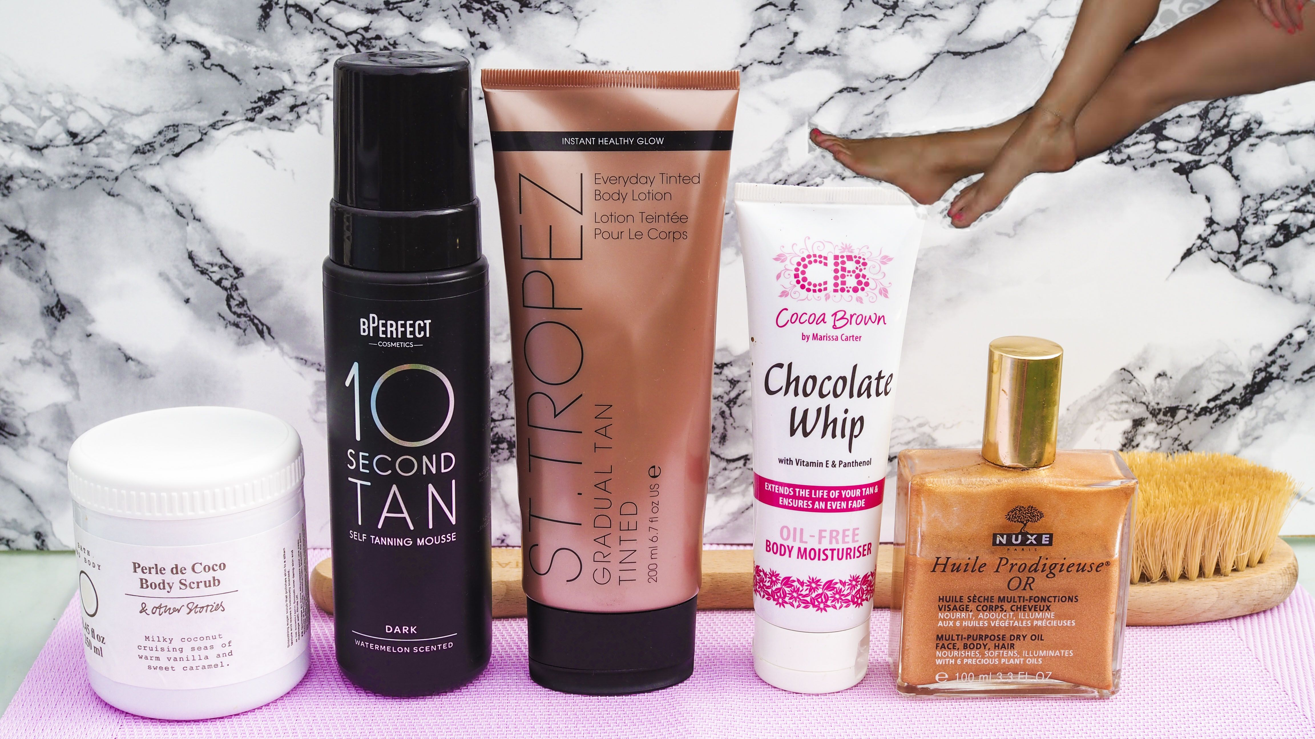 The best fake tanning regime for your summer holiday