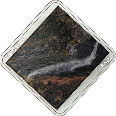 1 Dollar Silber Tugela Falls PP