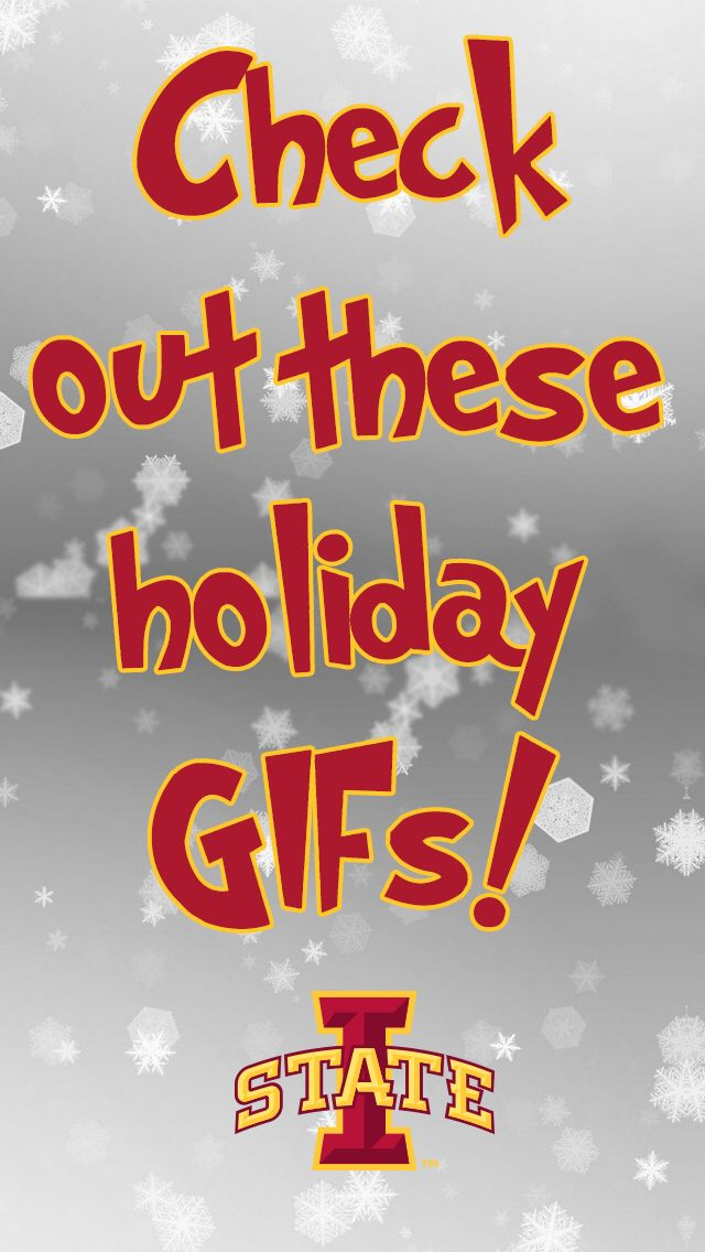Advent Day 10 | We showed #cyclONEnation some of our favorite holiday GIFs!
