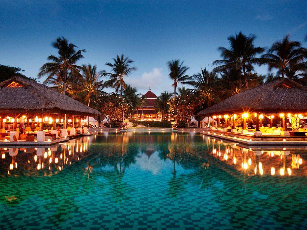 Intercontinental Bali Resort Jimbaran Bali Indonesia