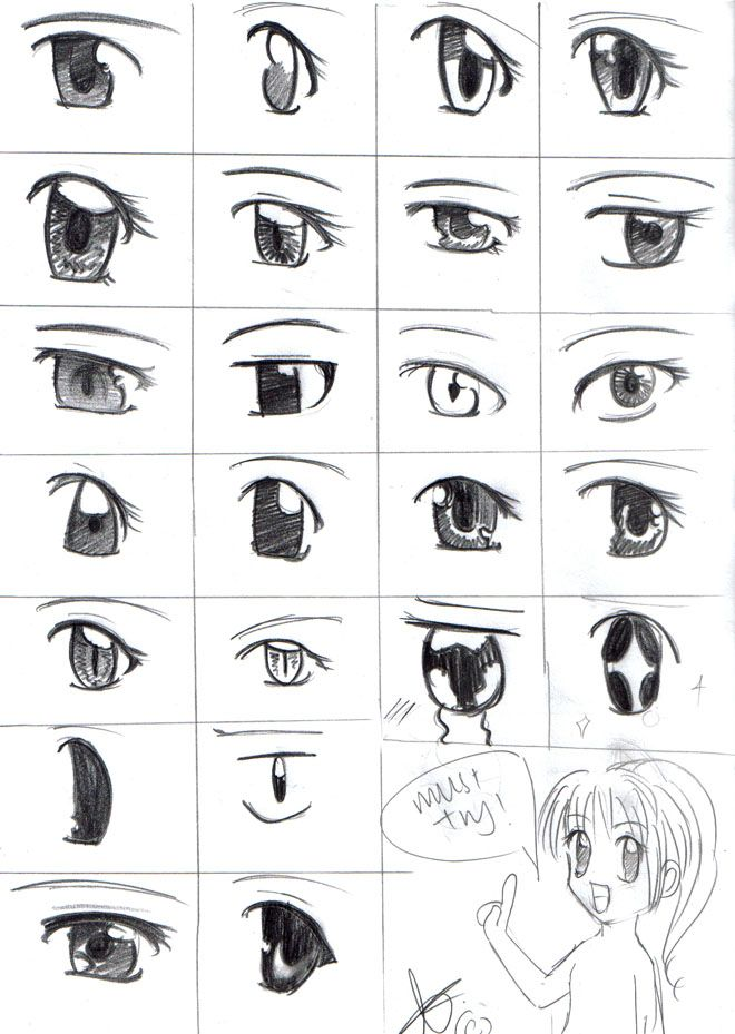 How To Draw Anime Tutorial With Beautiful Anime Character Drawings Anime Character Drawing Anime Drawings How To Draw Anime Eyes