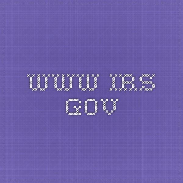 WwwIrsGov  Misc    Irs Gov