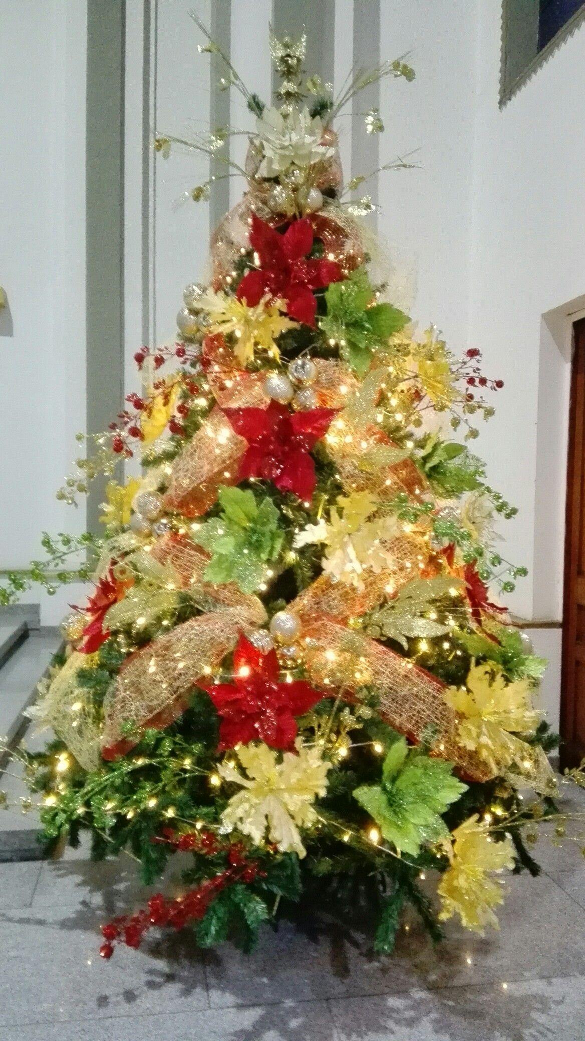 Nuestro árbol de navidad  Christmas tree