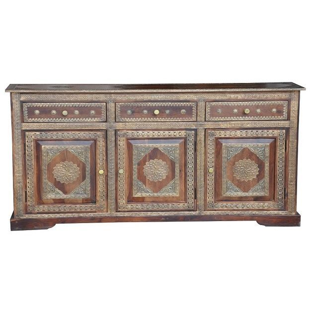 What do you think about this sideboard This unusual and exotic