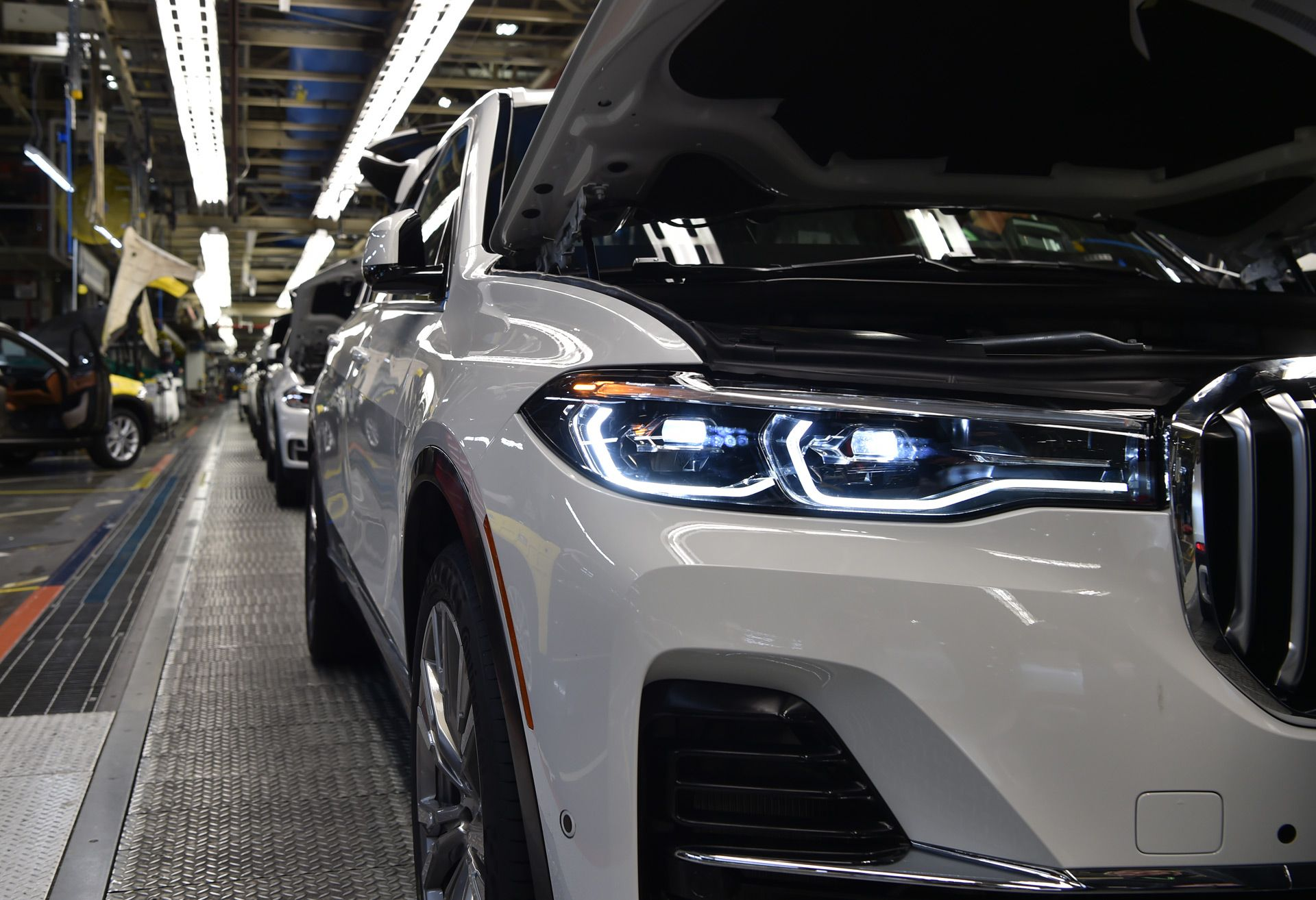2019 Bmw X7 Price Specs Overview And Full Size Suv Dengan Gambar