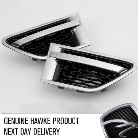 2010 Ab Style Side Vents Chrome With Black Range Rover Sport 2009 2013 Sixonetwo For Hawke Ra Range Rover Black Range Rover Sport Range Rover Accessories