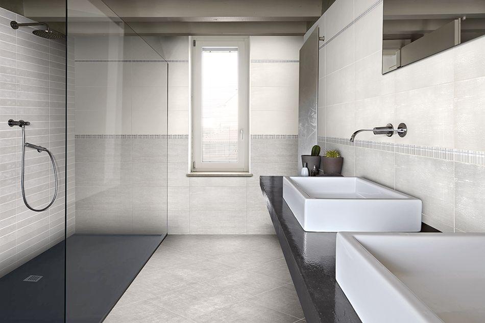 Fi Badezimmer ~ Badezimmer dachboden sauna glas trennwand schiebetür u house