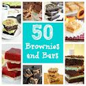 50 Brownie and Bar Recipes from @somethingswanky