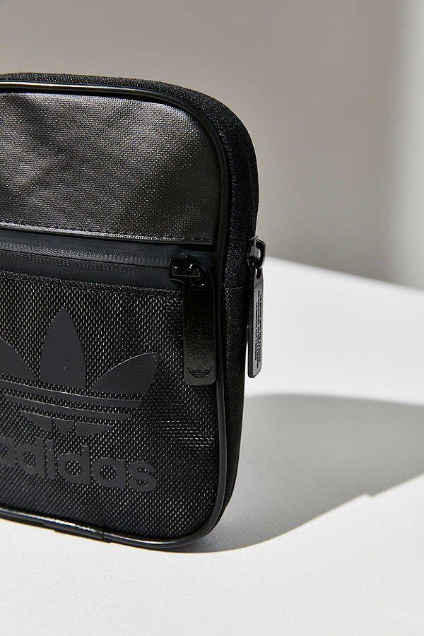 Adidas originali trifoglio festival crossbody borsa accessori