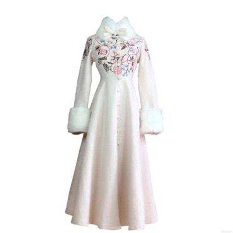 Cheap coat embroidered, Buy Quality coat long directly from China long coat Suppliers: