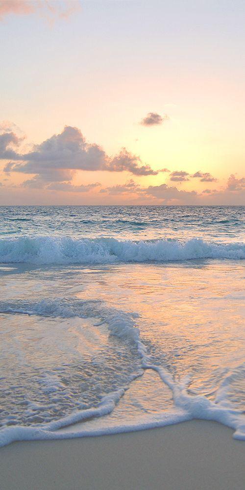 #beachbum #lovinlife #sunset #Beach #Sea #VitaminSea � Fol amazing pretty wallpapers