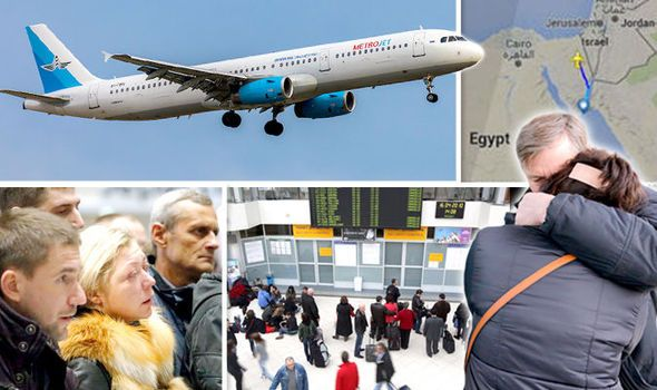 Missing plane crash Egypt Russia Airbus A321