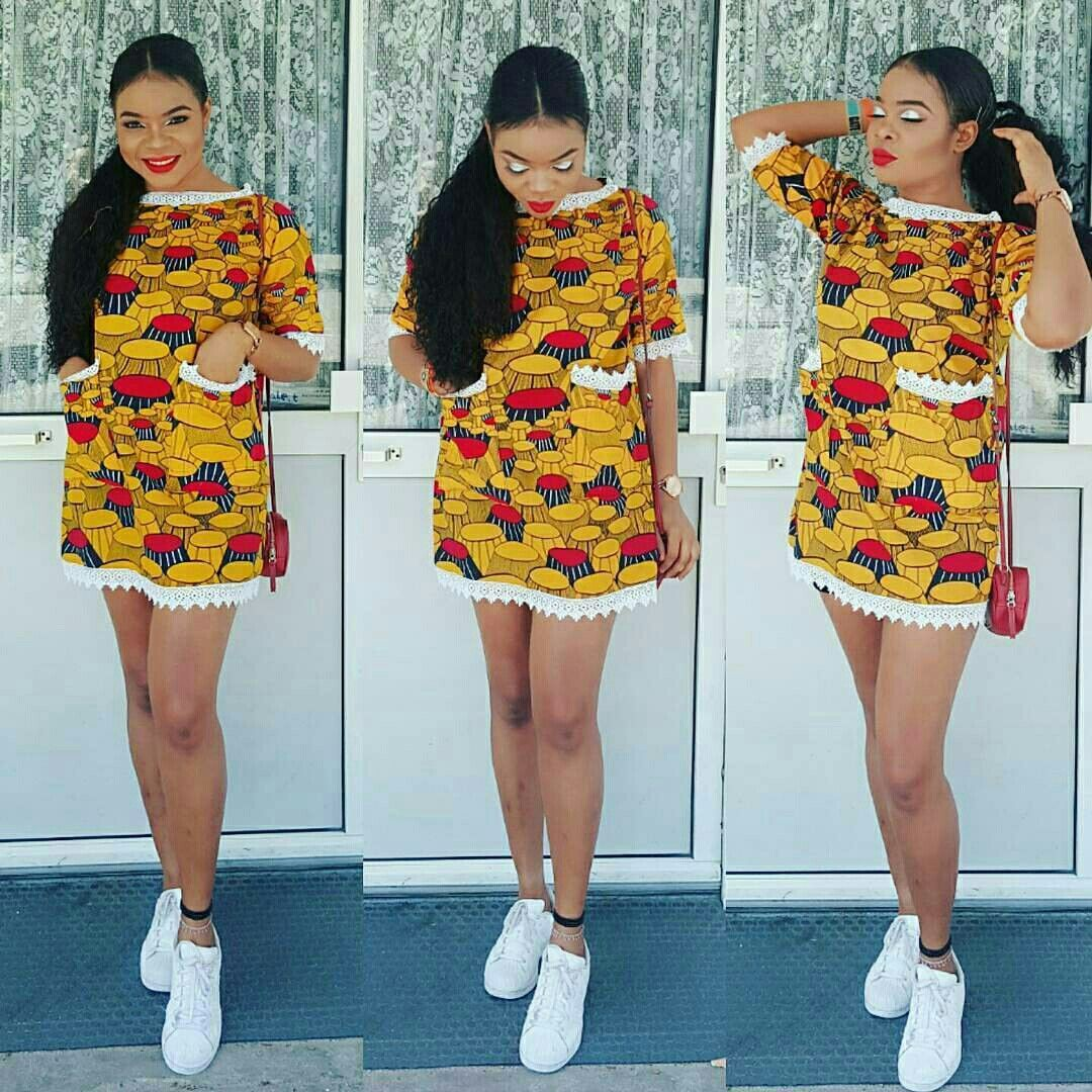 971550f7929 Pin by Blessed Diva on Ankara styles in 2018