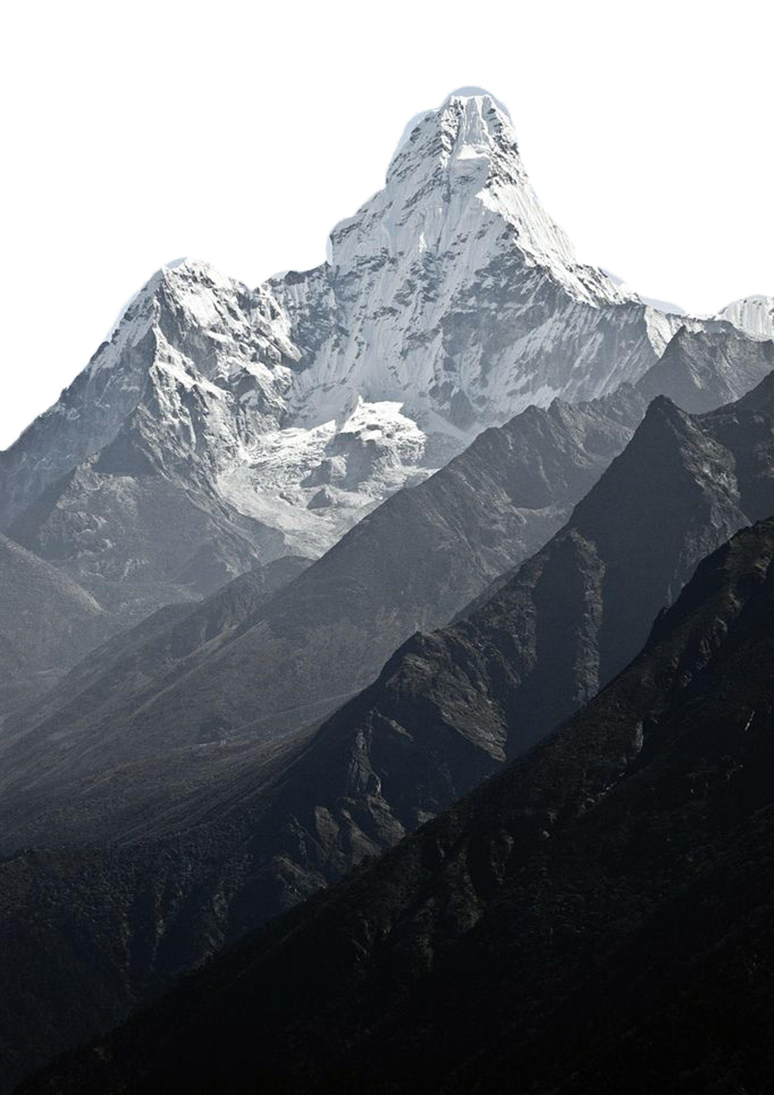 reputable site 55aef c1503 Denis Messie   Himalayas Aesthetic Light, Black And White Aesthetic,  Aesthetic Black, Black