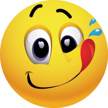 Img 2 11878 Smiley Miam1 Png 430 430 Emoticonos Divertidos Caritas De Emoticones Emojis Para Whatsapp