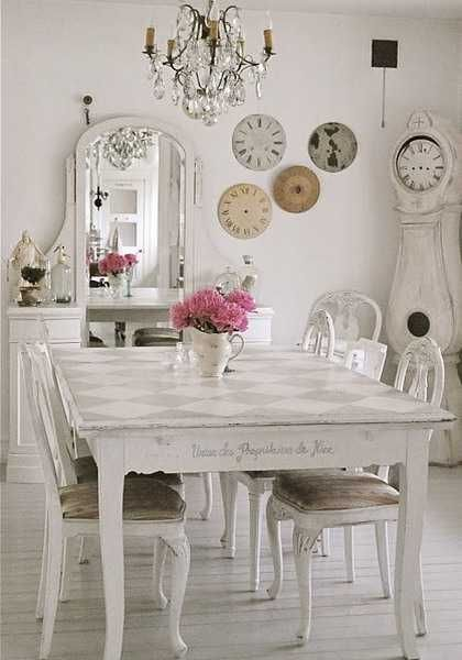 Shabby Chic Painted Furniture Ideas
