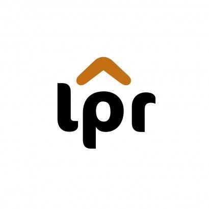 Logo Design For LPR Homes, A Design Build Construction Company In Atlanta. #