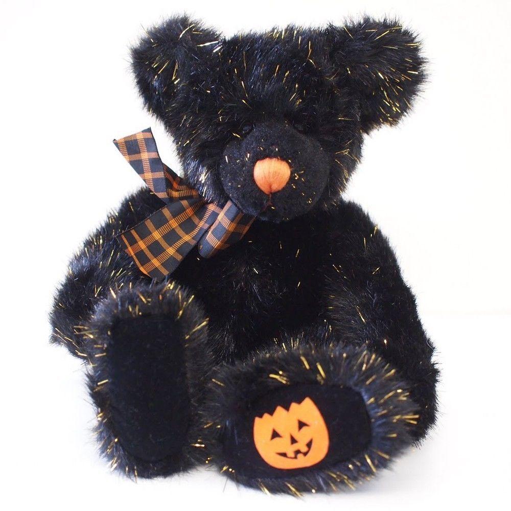 RUSS Sparky Bear L Halloween version from japan RUSS