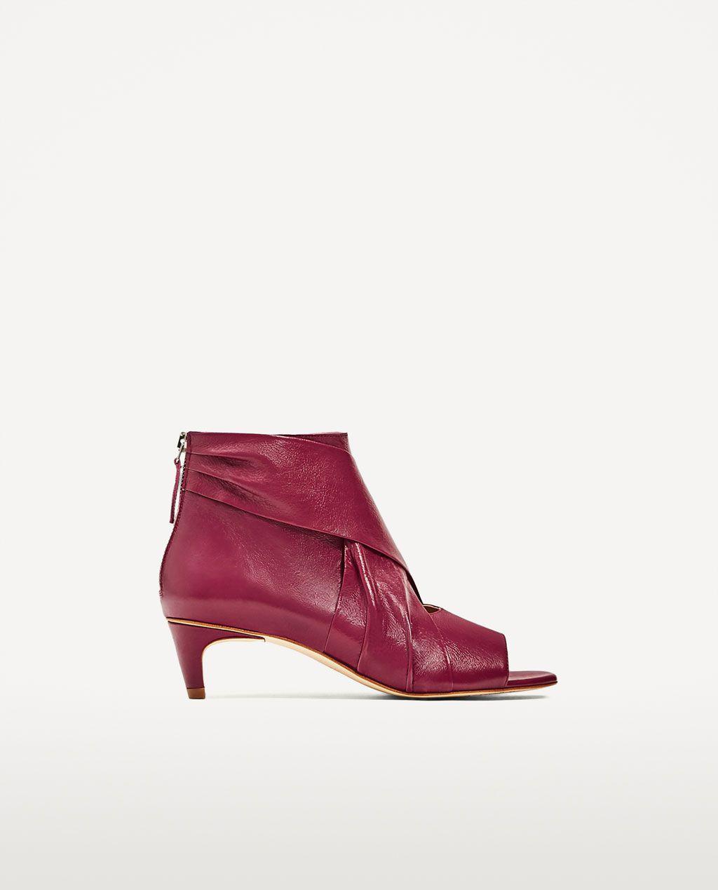 sandales, chaussures et bottines pour femme printemps-Été 2017