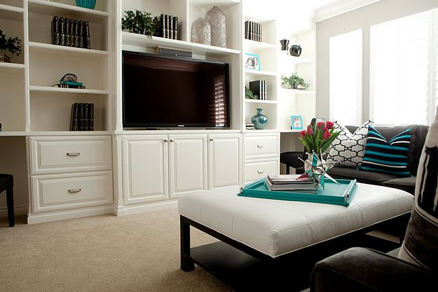 Kids Playroom With Tv And Couch
