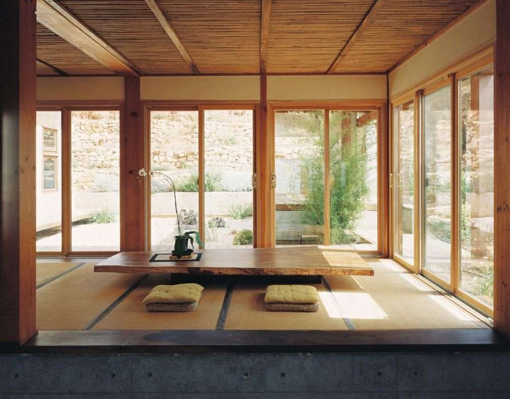 House RNG   The Heder Partnership Arquitectura japonesa