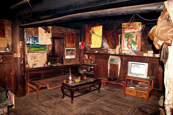 Inside Tibetan House With Images House Tibetan Design
