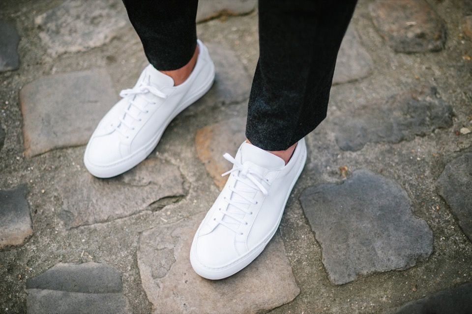 Baskets Common Projects #look #style #menstyle #fashion