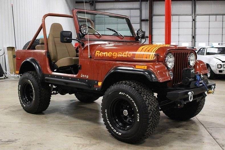 1979 Jeep Cj7 For Sale 2024140 Hemmings Motor News Jeep Cj7 Jeep Cj7 For Sale Jeep Cj