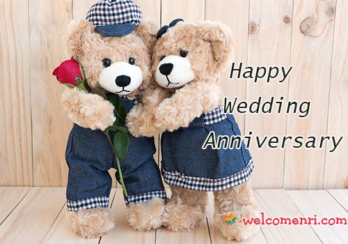 Happy wedding anniversary cards for friends best wishes