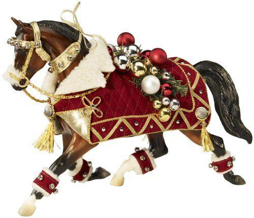 breyer holiday horse