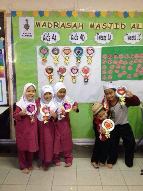 classes | Islamic displays N Quotes. | Islam for kids ...