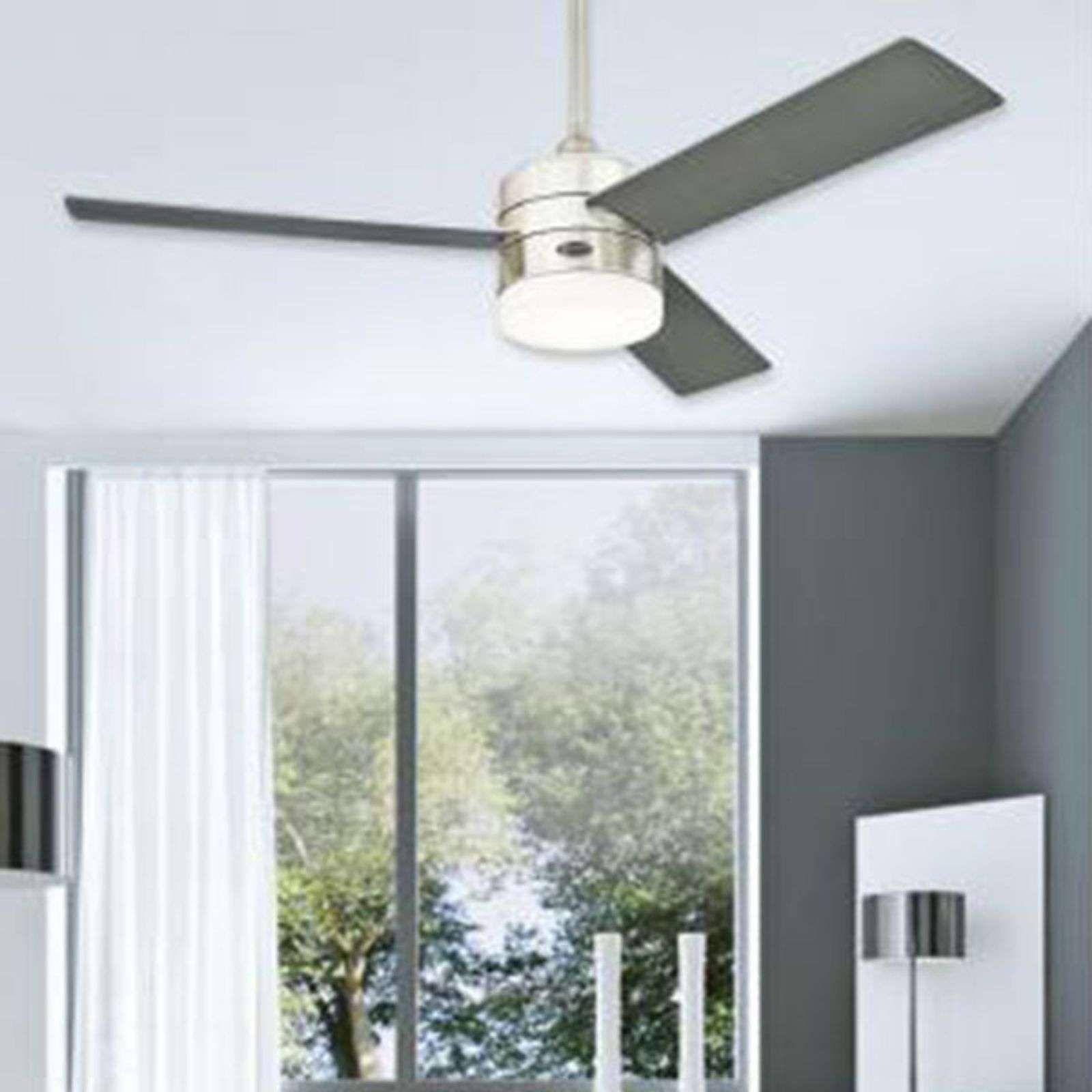 Moderner Deckenventilatoren Mit Beleuchtung Alta Vista Von Westinghouse Schwarz In 2020 Deckenventilator Ventilator Und Fernbedienung