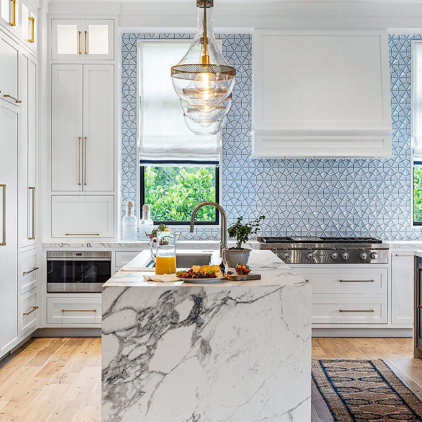 these stove backsplash ideas will make you want to cook on kitchens that ll make you want to redo yours id=47697