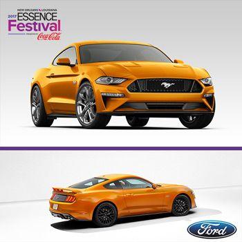 Enter for a chance to win a new 2019 Ford Mustang at this