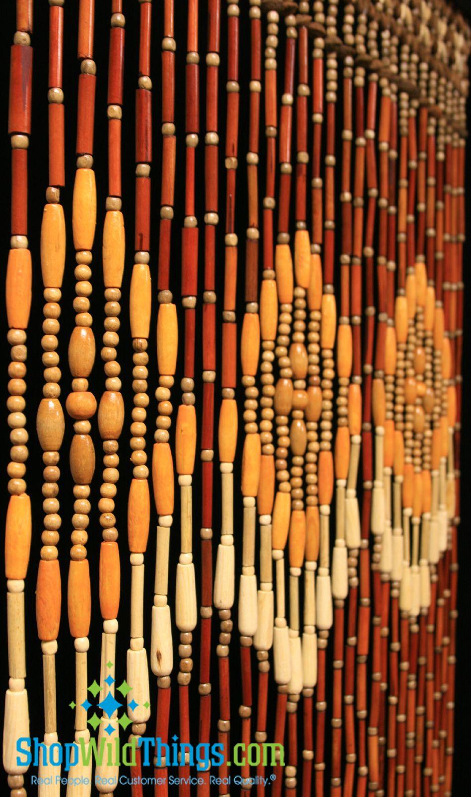 door beads bamboo beaded curtains
