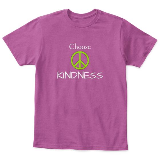 Choose Kindness Kid's T-shirt | Teespring
