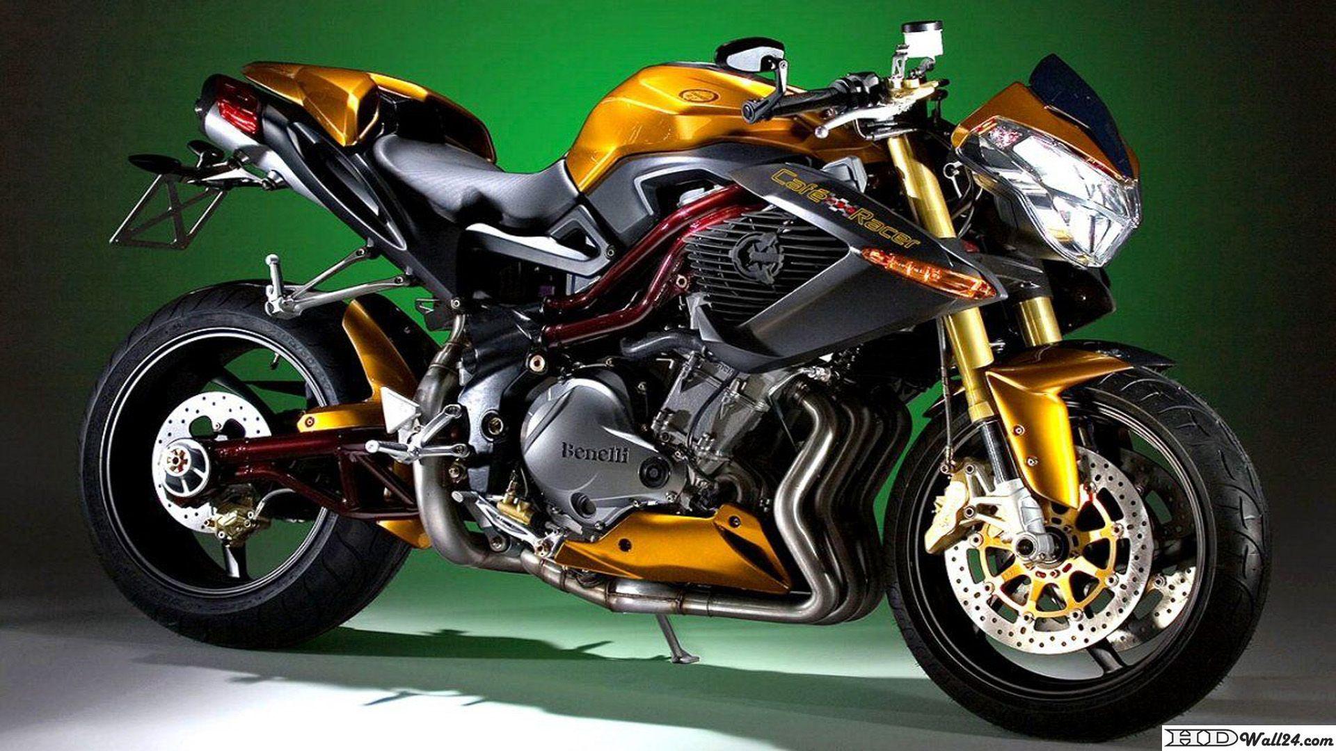 Benelli Motor Bike Wallpapers