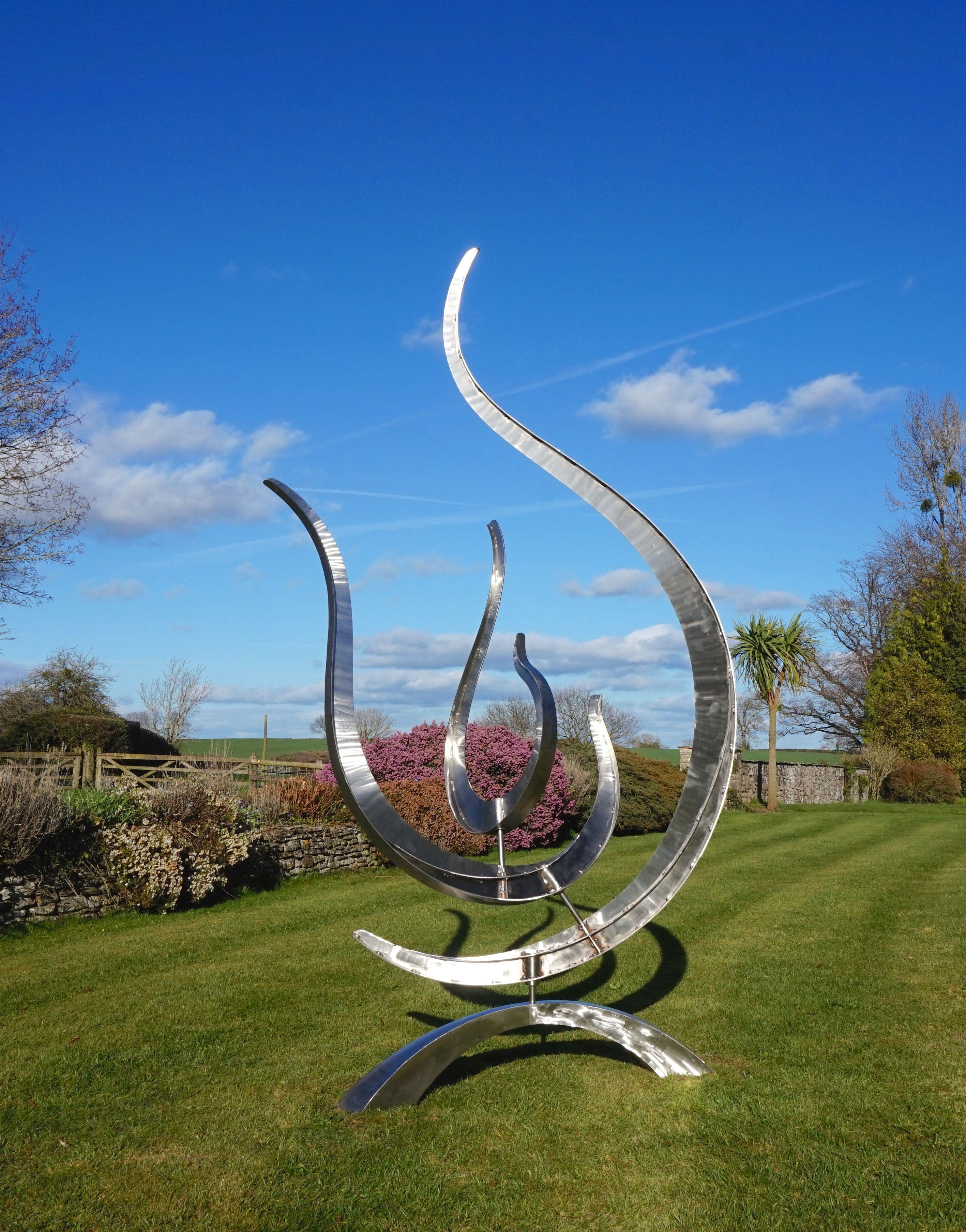 2019 Fresh air, Contemporary sculpture