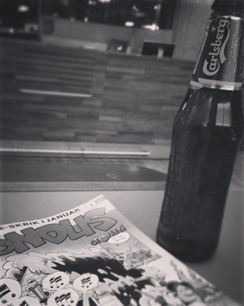 Jaja så varre dags igjen og #rehabforskittnegamlesjømenn er ferdig.. #pondus #carlsberg #osl #øl #kankebarehadetmortomåhalittpauseog #offshorelife #pondus by gullglenn