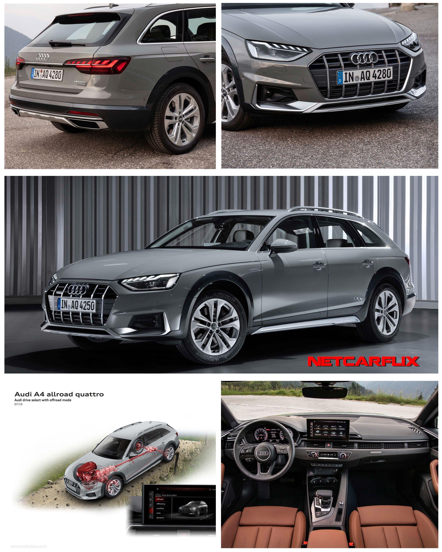 2020 Audi A4 Allroad Quattro Dailyrevs Audi A4 Audi Audi A4 Avant
