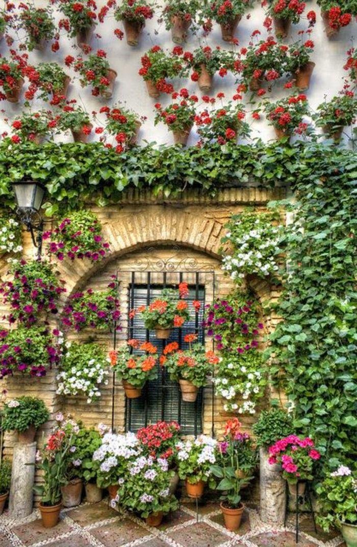 les plus beaux fleurs de balcon en 47 images fleurs de balcon fleurs color es et balcons. Black Bedroom Furniture Sets. Home Design Ideas
