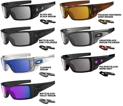 oakley batwolf lenses