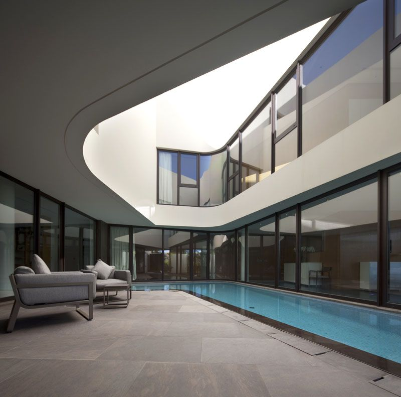 MOP House AGI Architects Architects House and Architecture