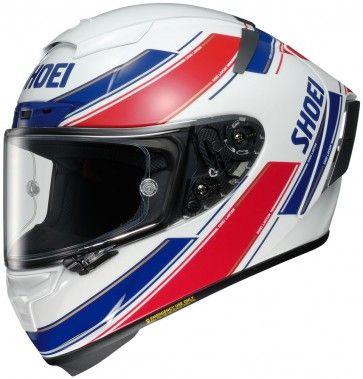 Dp Shoei X Fourteen Lawson Mens Motorcycle Helmets Motorcycle Helmets Full Face Motorcycle Helmets Helmet