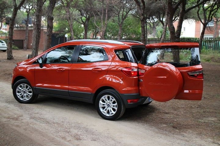 All New Suv Models For 2018 Ford Ecosport Suv Models Ford Suv