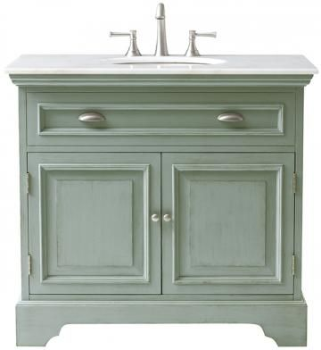 Home Decorators Collection Sadie 38 In W Bath Vanity In Antique