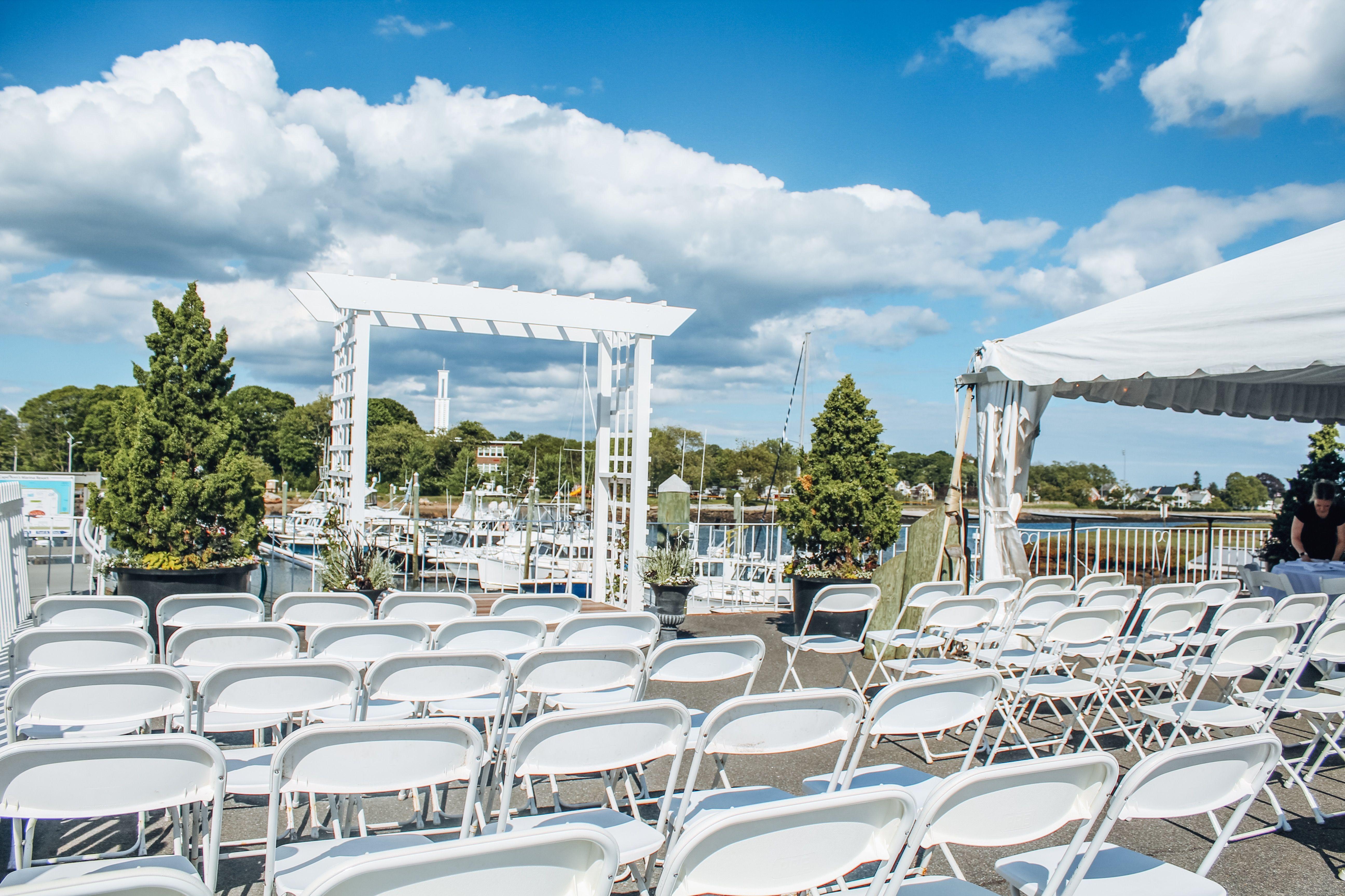 Wedding & Events Venue Waterfront wedding venue