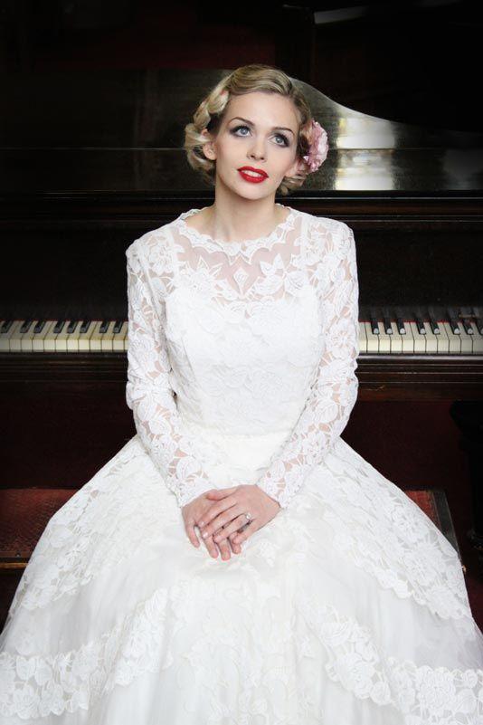 Very Vintage Bridal - Original Vintage Wedding Dresses & Vintage ...